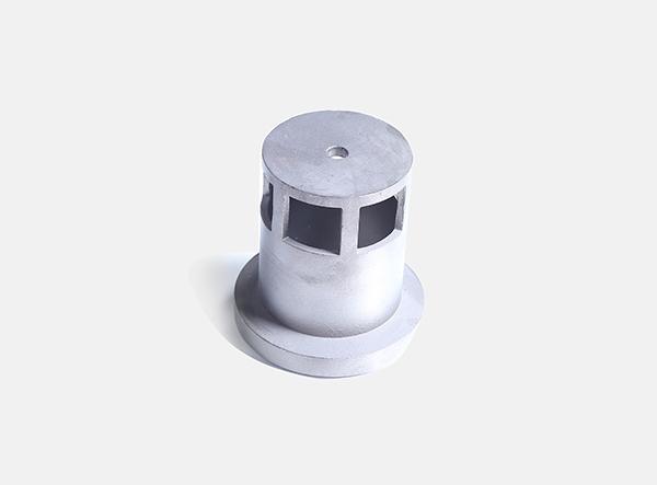 Precision casting - cap component 1