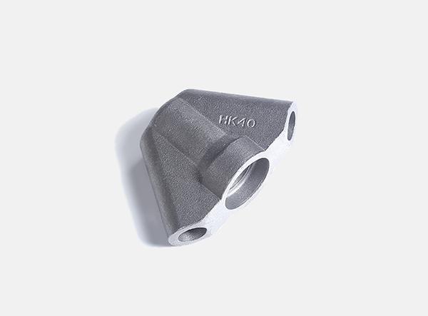 Precision casting - cap